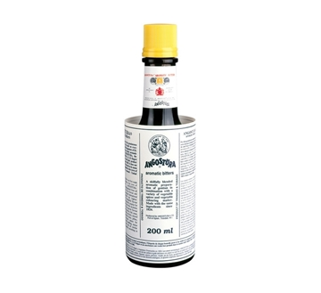 Picture of Angostura Aperitif Bitters Bottle 200ml