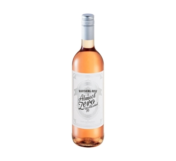 Picture of Van Loveren Ravishing Rose Almost Zero 750ml