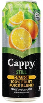 Picture of Cappy Juice Orange Can 6 x 330ml