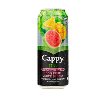 Picture of Cappy Juice Breakfast Blend Can 6 x 330ml