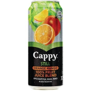Picture of Cappy Juice Mango Orange Can 6 x 330ml