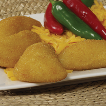 Picture of Foodmakers Frozen Jalapeno Cheese Rissoles 32x80g