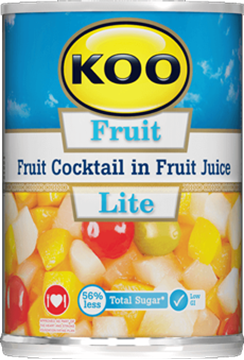 Picture of Koo Lite Fruit Cocktail Can 410g