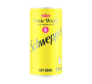 Picture of Schweppes Indian Tonic Water Cans 6 x 200ml