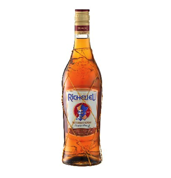 Picture of Richelieu Export Brandy Bottle 750ml