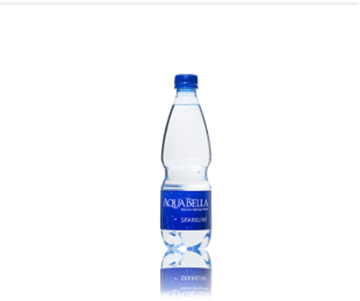 Picture of Aquabella Sparkling Water 24 x 500ml