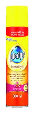 Picture of Pledge Pot Pouri Furniture Polish Can 300ml
