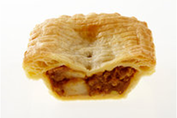 Picture of Magpie Frozen Curry Mutton Pies Box 36s