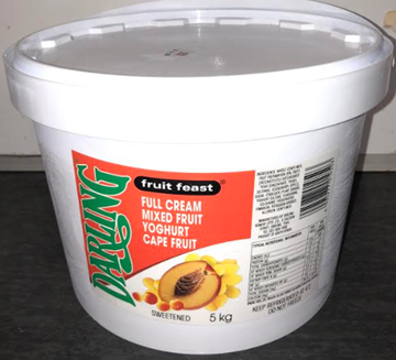 Picture of YOGH FRUIT CAPE FRUIT DARLING 5KG TUB