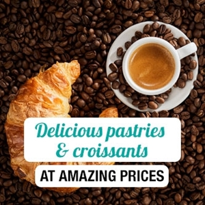 Picture for category PASTRIES & CROISSANTS