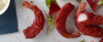 Picture of Pacific West Frozen Red Velvet Prawn Box 800g