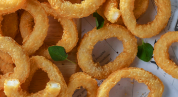 Picture of Pacific West Froz Natural Tempura Squid Rings 1kg