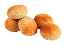 Picture of Butterfield Froz Soft Brown Cocktail Rolls 130x40g