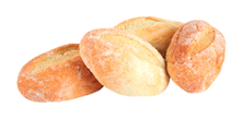 Picture of Butterfield Frozen Portuguese Rolls 54 x 80g