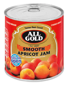Picture of All Gold Super Fine Apricot Jam 900g