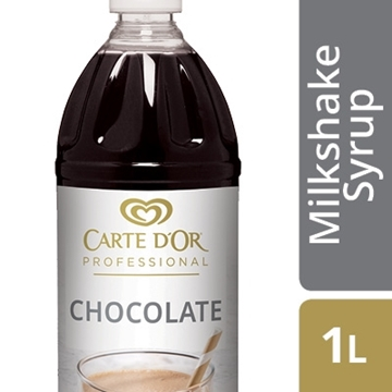 Picture of Carte D'or Chocolate Milkshake Syrup Bottle 1l