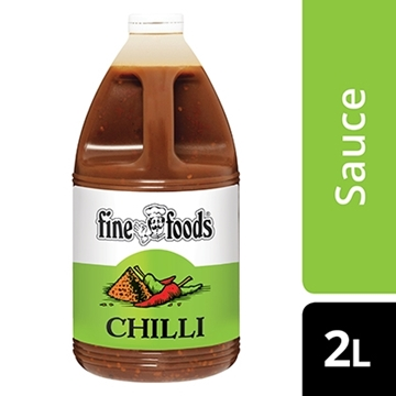 Picture of Fine Foods Chilli Sauce Pack 2l
