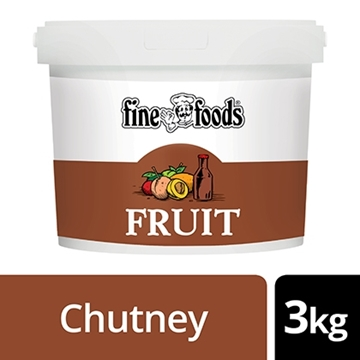 Picture of Fine Foods Fruit Chutney Bottle 3kg