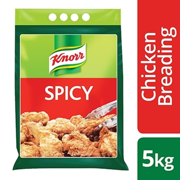 Picture of Knorr Spicy Breading Pack 5kg
