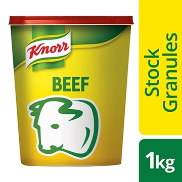 Picture of Knorr Beef Stock Granules Tub 1kg