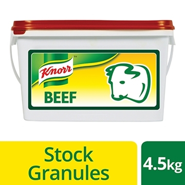 Picture of Knorr Beef Stock Granules Pack 4.5kg