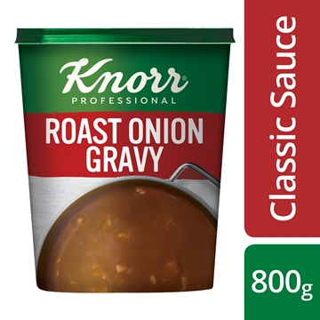 Picture of Knorr Roast Onion Gravy Pack 800g