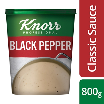 Picture of Knorr Black Pepper Sauce Mix Pack 800g
