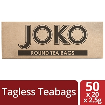 Picture of Joko Tagless Teabags Pack 200s