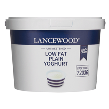 Picture of Lancewood Plain Low Fat Yoghurt Bucket 5l