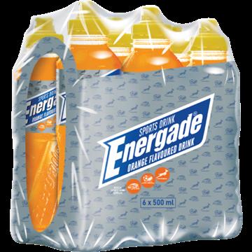 Picture of Energade Orange Sportdrink Pack 6 x 500ml