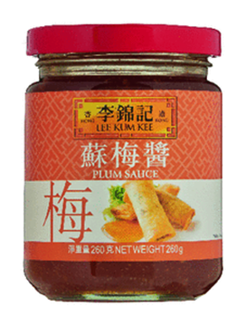 Picture of Lee Kum Kee Plum Sauce Jar 260g