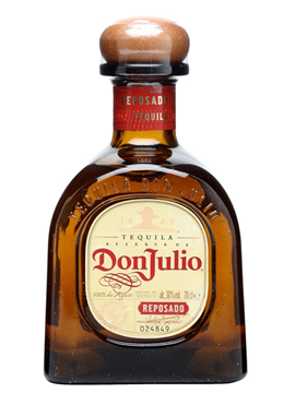 Picture of Don Juilo Tequila Bottle 750ml