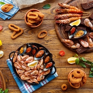 Picture for category HOLIDAY SEAFOOD