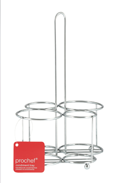 Picture of Prochef Iron Wire Condiment Tray Each