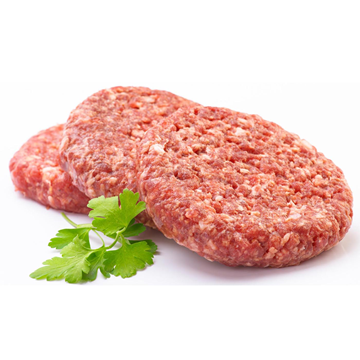 Picture of BEEF BURGER PATTIES PER KG