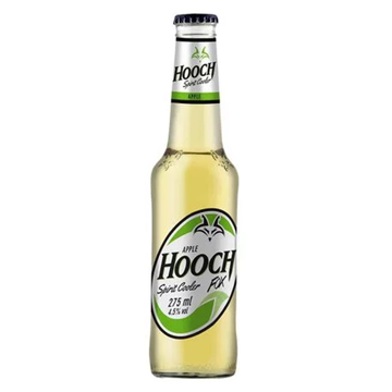 Picture of Hooch Apple Bottle 24 x 275ml