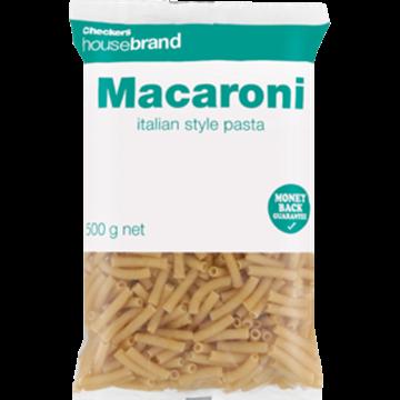Picture of Checkers Housebrand Macaroni Bag 500g
