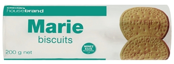 Picture of Checkers Housebrand Marie Biscuits Pack 200g