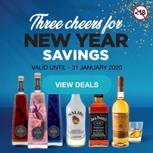 Picture for category LIQUOR PROMO JANUARY