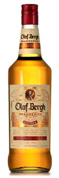 Picture of Olof Bergh Brandy Bottle 750ml
