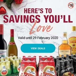 Picture for category FEBRUARY LIQUOR PROMO