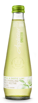 Picture of Appletiser Spritzer Apple & Lime Bottle 24x275ml