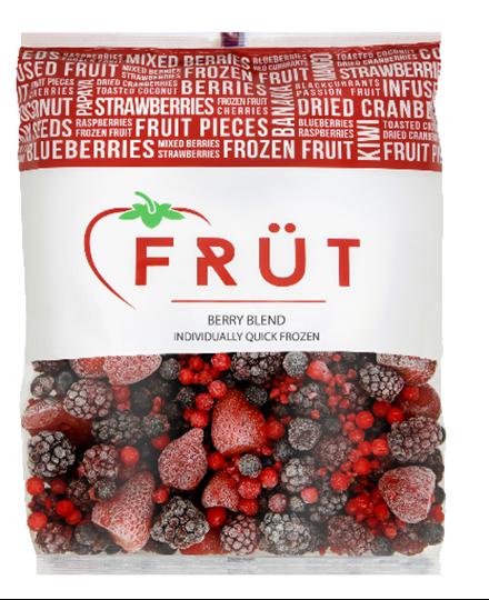 Picture of Früt Frozen Mixed Berries Pack 1kg