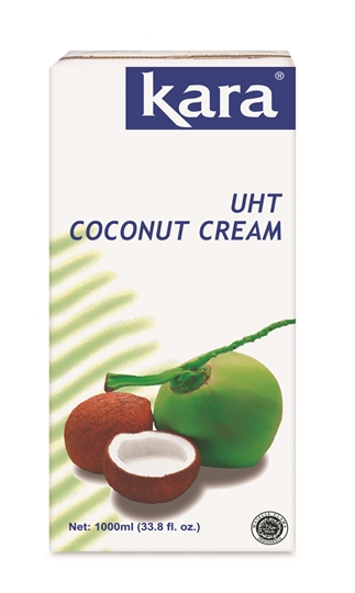 Picture of Kara coconut cream UHT 1L