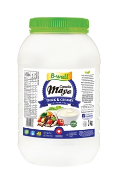 Picture of B-Well Mayonnaise Creamy Gourmet Jar 3kg