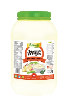 Picture of B-Well Original Tangy Mayonaise Jar3kg
