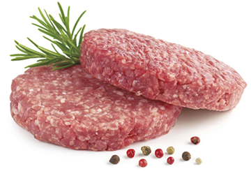 Picture of Caterclassic Frozen Catering Beef Burger 40x100g