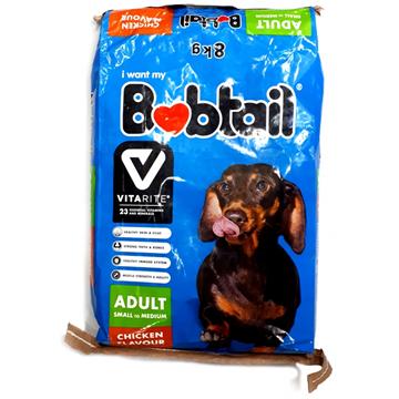 Picture of Bobtail Chicken Flavoured Dog Food 8kg