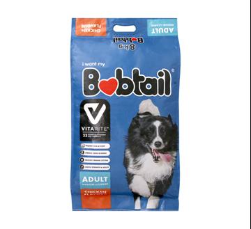 Picture of Bobtail Steak Flavoured Dog Food 8kg