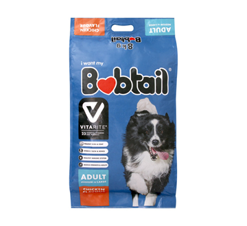 Picture of Bobtail Steak Flavoured Dog Food 8kg